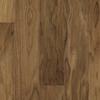 Pergo 0.375-in Walnut Locking Hardwood Flooring Sample (Hs Crescent)