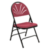 National Public Seating Indoor/Outdoor Steel Banquet Folding Chair