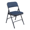 National Public Seating Indoor Steel Upholstered Banquet Folding Chair
