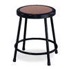 National Public Seating 18-in Hardboard Stool with Masonite Seat