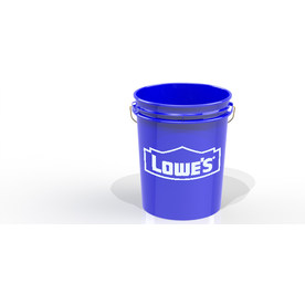 Shop Lowe 39 S 5 Gallon Residential Bucket At