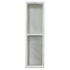 Style Selections Shower Wall Shelf