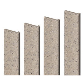 Shop Transolid Decor Desert Earth Shower Wall Trim Kit at