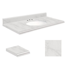 shop transolid marble undermount single sink
