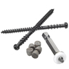 FastenMaster 1050-Count Self-Drilling Concealed Screw Hidden Fasteners (300 Sq Ft Coverage)