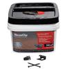 FastenMaster Versaclip 360-Count Black Self-Drilling Clip Deck Hidden Fasteners (200 Sq Ft Coverage)