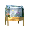 Eden 2-ft L x 3-ft W x 4.8-ft H Greenhouse