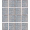 EPOCH Architectural Surfaces 5-Pack 12-in x 12-in Desertz Blue Glass Wall Tile