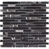 EPOCH Architectural Surfaces 5-pack 12-in x 12-in Varietals Multicolor Stone Wall Tile