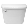 Project Source White Single-Flush Toilet Tank