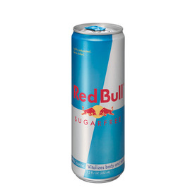 12-fl oz Red Bull Sugarfree