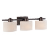 allen + roth 3-Light Grayson Bathroom Vanity Light