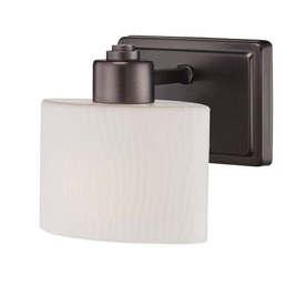 Shop allen roth harbor bronze bathroom vanity light at for Allen roth bathroom light fixtures bronze