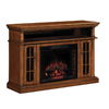 allen + roth 60-in Sienna Electric Fireplace
