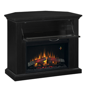 Shop Allen Roth 26 Transitional All In One Electric Fireplace At