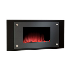 Shop Chimney Free Wall Hanging Electric Fireplace At