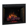 ClassicFlame 38.9-in Black Electric Fireplace Insert