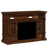 ClassicFlame Belmont Caramel Oak Rectangular Fireplate Television Stand