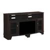 ClassicFlame Lasalle Oak Espresso Rectangular Television Stand