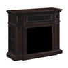ClassicFlame Moulin Rouge Mocha Rectangular Fireplace TV Stand