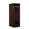 Duraflame 5200-BTU Infrared Quartz Tower Electric Space Heater with Thermostat