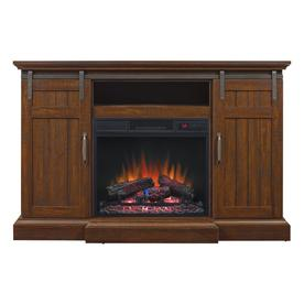 Shop Fireplaces At Lowescom - Style selections electric fireplace