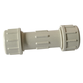 AMERICAN VALVE 1/2-in Dia Coupling CPVC Fitting