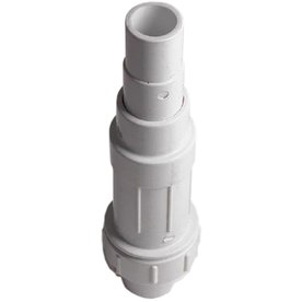 AMERICAN VALVE 1/2-in Dia PVC Sch 40 Repair Coupling