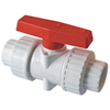 AMERICAN VALVE 1-1/4-in PVC Sch 40 Socket In-Line Ball Valve