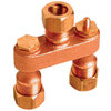 AMERICAN VALVE Universal Flush Valve