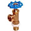 AMERICAN VALVE 1/2-in Male Brass Boiler Drain Valve
