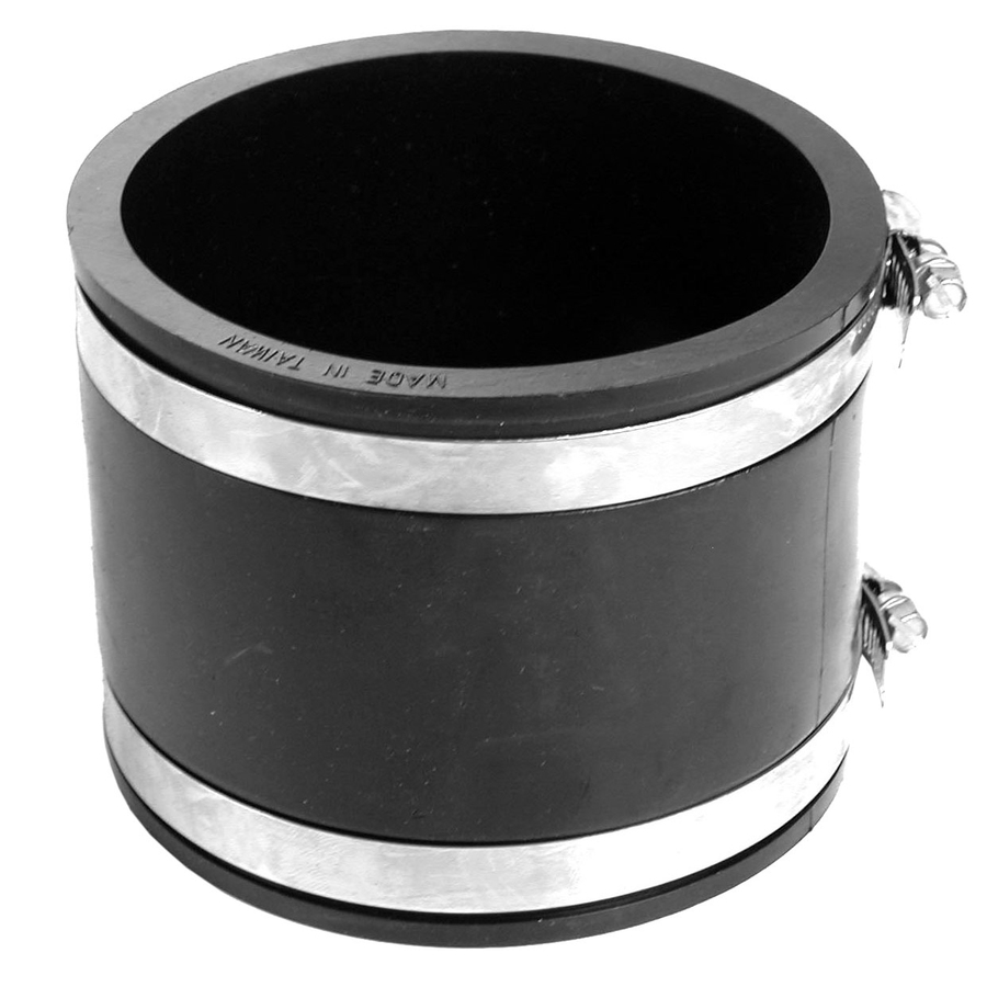 Shop american valve in dia flexible pvc coupling
