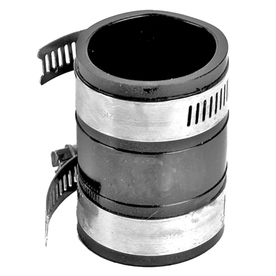 AMERICAN VALVE 1-1/2-in Dia Flexible PVC Connector Trap Fittings