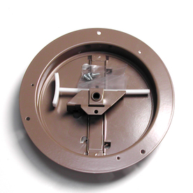 Accord 301 Series 6-in Dia Galvanized Steel Butterfly Damper
