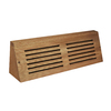 Accord 18-in Unfinished Wood Baseboard Register