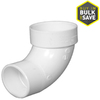 Charlotte Pipe 1-1/2-in Dia 90-Degree PVC Street Elbow Fitting