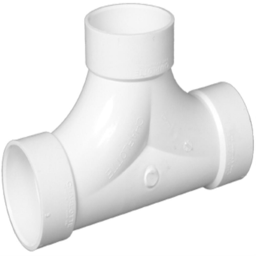 Shop charlotte pipe in dia pvc cleanout adapter fitting