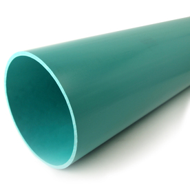 Charlotte Pipe 6-in x 2-ft Solid PVC Sewer Drain Pipe