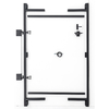 Adjust-A-Gate Adjustable 3-Rail Gate Frame Kit