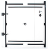 Adjust-A-Gate Adjustable 3-Rail Gate Frame Kit 60-96/60H