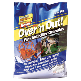 Over 'n Out 20 Lbs. Fire Ant Killer