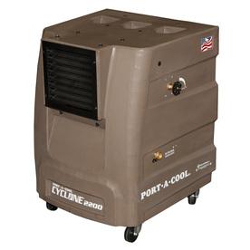 Port-A-Cool 500-sq ft Direct Portable Evaporative Cooler (2,200 CFM)