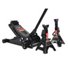 Torin 3-Ton Floor Jack with Stands
