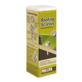 PHILLIPS 9-in x 1-1/2-in Roofing Screw Sharp