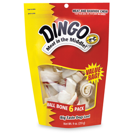 Dingo 9-oz Gluten-Free Chicken-Flavor Snacks