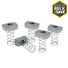 SUPERSTRUT 1/4-in Spring Strut Nut