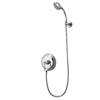 American Bath Factory 1-Handle Shower Faucet with Single Function Showerhead