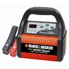 BLACK & DECKER 10-Amp Smart Car Battery Charger