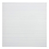 Style Selections Blairlock White Ceramic Floor Tile (Common: 13-in x 13-in; Actual: 13.03-in x 13.03-in)