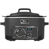 Ninja 6-Quart Black Oval Slow Cooker